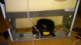 Замена мотора холодильника своими руками